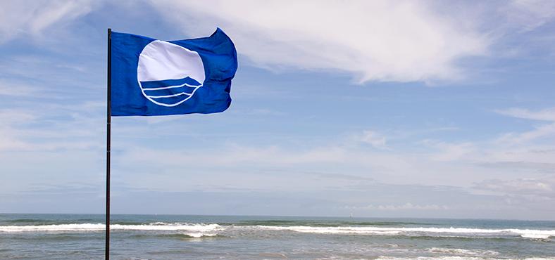playa de oro certificación blue flag