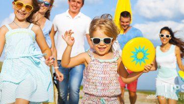 Consejos para viajar con niños y adolescentes