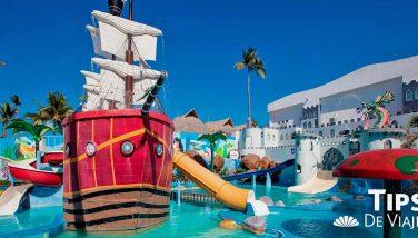 Conoce las divertidas áreas para niños en Crown Club Puerto Vallarta