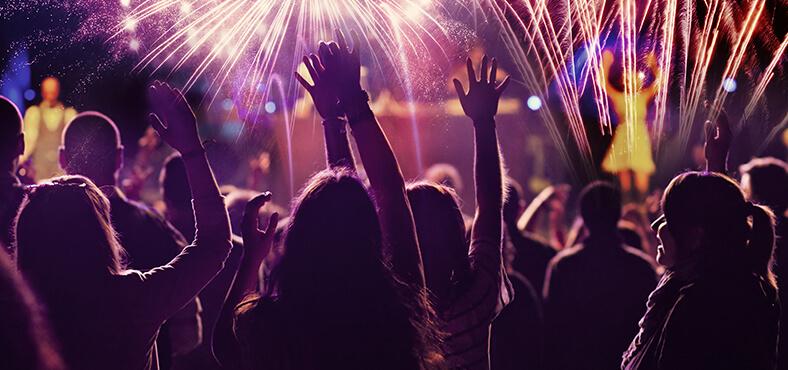 Celebra Año Nuevo en Puerto Vallarta