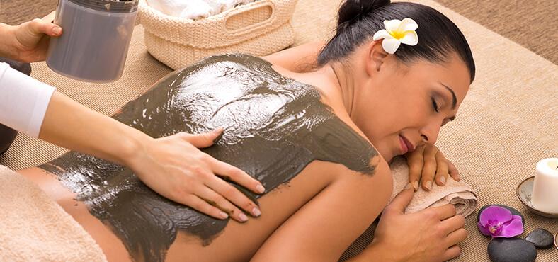 Talasoterapia, tratamiento corporal de algas marinas