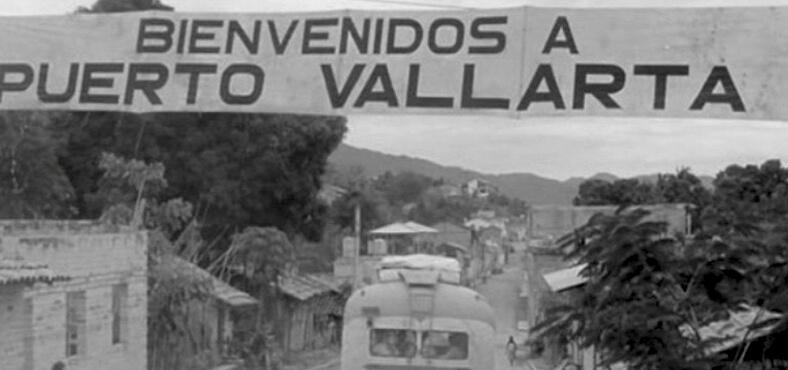 Puerto Vallarta, de pueblito a ciudad