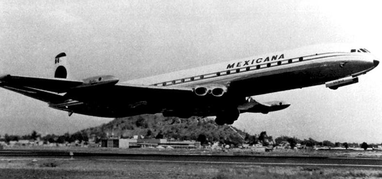 Primeros vuelos a Puerto Vallarta