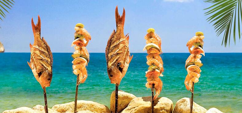 La deliciosa comida típica de Puerto Vallarta
