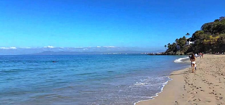 Playa las Estacas