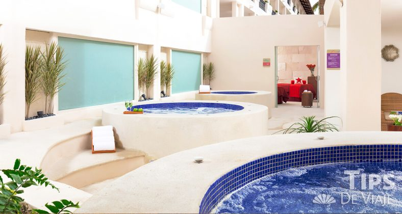 Conoce los espacios más relajantes de Crown Paradise Club